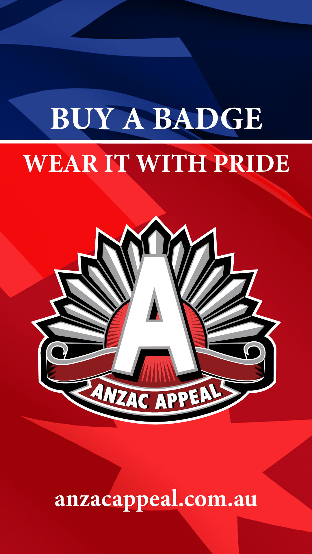 Image result for anzac appeal logo
