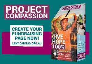 Project Compassion Box