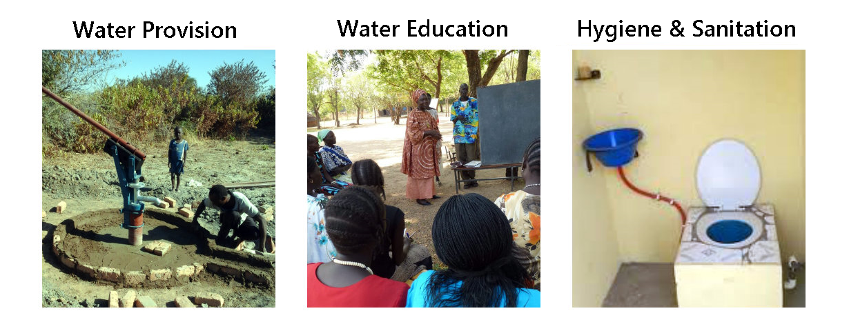 Support our water projects
