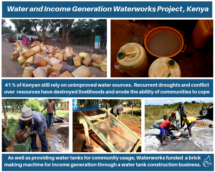 Project Updates - Waterworks for a Thirsty World