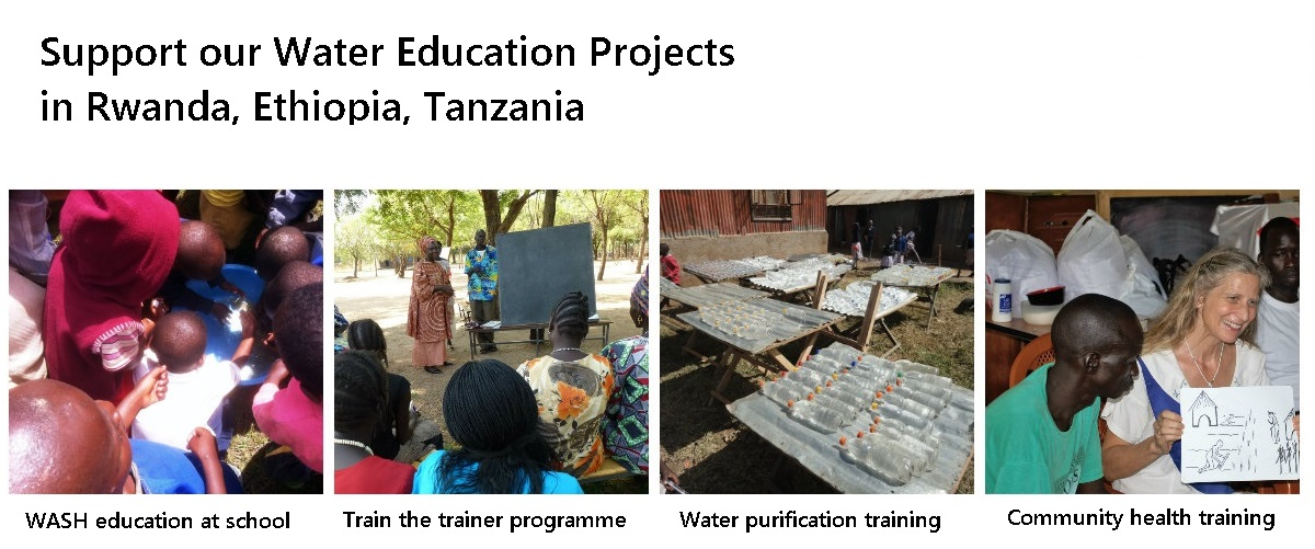 Support Water Education